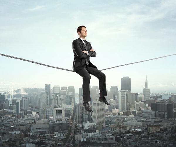 Business Management Top-Management und Unternehmer