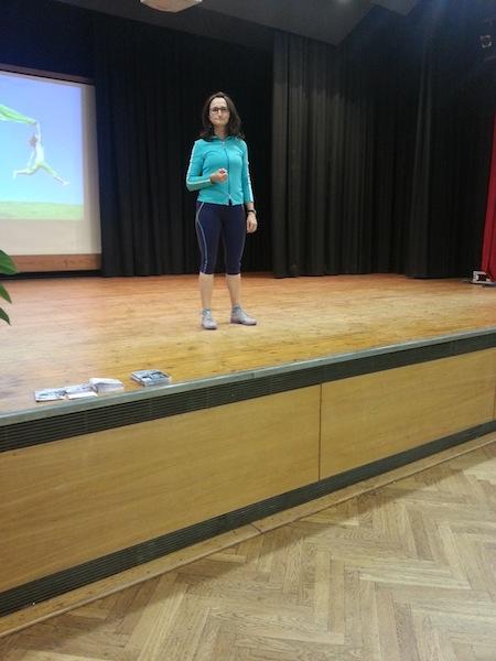 Nachlese Seligenstädter Gesundheitstage Wildgans (Dayan) Qigong