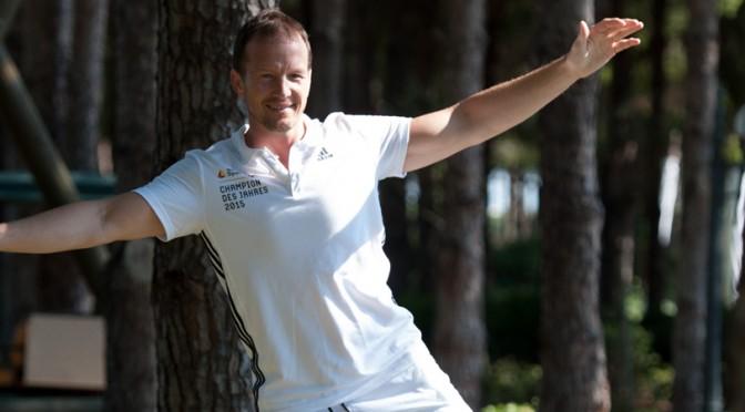 Alexander Leipold: Freistil-Ringer, Deutscher Meister, Europa- und Weltmeister, Olympiasieger