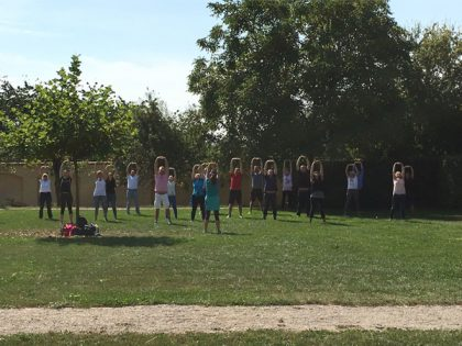 Qigong Ringen Leipold Galijas Juzo Firmenevent KlosterHolzen4 Workshops & Events