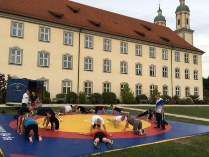Qigong Ringen Leipold Galijas Juzo Firmenevent KlosterHolzen7 Workshops & Events