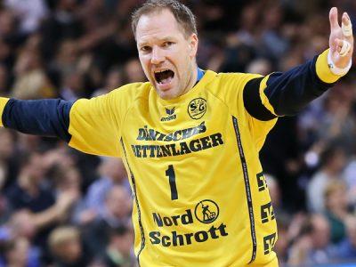 Mattias Andersson – Profi-Handballer, Torwart SG Flensburg, schwedischer Nationalspieler