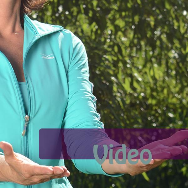 Video: Wildgans Qigong als Büroversion mit wenig Platzbedarf