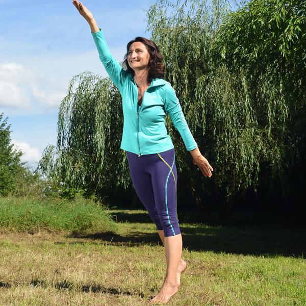 Pressefoto Qigong 1 Rhein Main Galijas Die 5 physiologischen Vorteile des medizinischen Wildgans Qigong