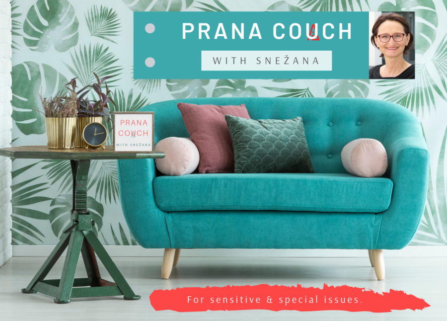 private talk Kopie PRANA COUCH: ON the Couch - OFF the Obstacle!