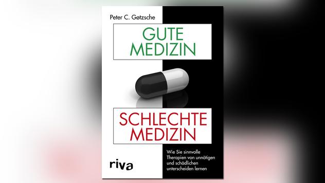 Buchcover GuteMedizin schlechteMedizin 1 Rezension: Gute Medizin - schlechte Medizin