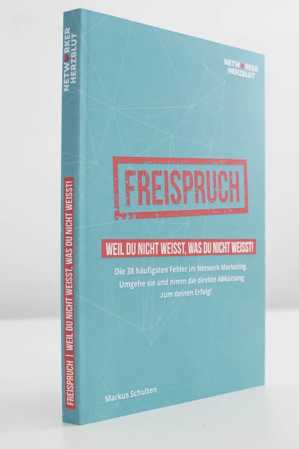 Freispruch Buchcover Rezension: Freispruch - Weil du nicht weißt, was du nicht weißt